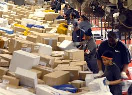 Fedex Sort Observation Fedex Hub Traffics In Holiday Chaos Business Holiday Retail