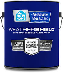 Our Products Weathershield Exterior Paint Primer Hgtv