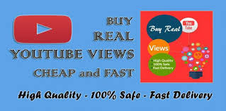 Buy Real YouTube Views Cheap and Fast - YouTube Bulk Views