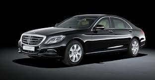 It is available in 5 variants and 6 colours. Mercedes Benz Launches S 600 Guard In India Prices Start At Rs 8 9 Crore