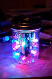 lighting in a jar. Introduction: LED Disco Light In A Jar! Lighting Jar