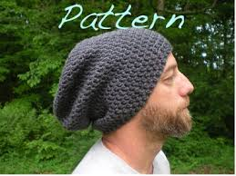Mens Crochet Beanie Pattern Cool Mens Crochet Slouchy Beanie Pattern 48 Diy Crochet Patterns Simple