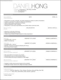 Template Great Resume Template 71 Images Examples Of Resumes Very
