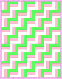 Rail Fence Quilt Patterns » New Quilters & Here's ... Adamdwight.com