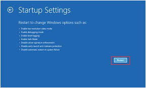 Advanced Options Windows 10 How To Boot Into Advanced Startup Options In Windows 10 Easily