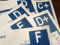 Image result for f report cards