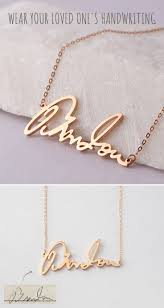 personal handwriting necklace personalized signature necklace actual handwriting necklace handwriting necklace handwritten necklace custom