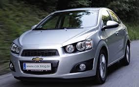 Chevrolet Sonic Sedan 2013 ~ Car Information - News, reviews ...
