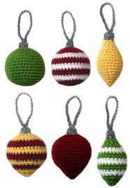 Crochet Christmas Ornaments Patterns Beauteous Crochet Spot Blog Archive Crochet Pattern Classic Christmas