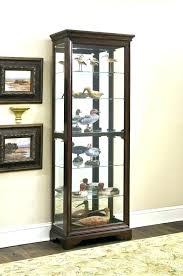 locking curio cabinet small corner medium size of lock set plus glass