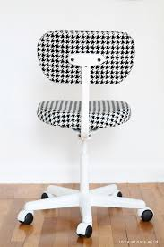 office chair makeover. A Cheap Thrift Store Find Turned Into Sleek And Stylish New Office Chair! See Chair Makeover