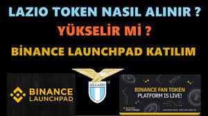 Binance Lazio Token Launchpad Nasıl Katılırım ? Binance Launchpad ( Ön  Satış ) Tüm Detaylar | Binanc