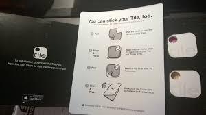 tile app review. Modren Tile The Tile Packaging U2013 Simple Effective In App Review E