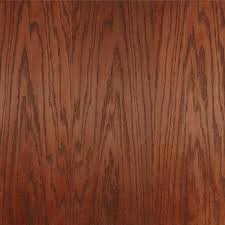 image of diffe stain colors on red oak