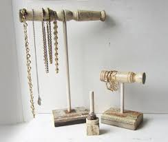 Long Necklace Display Stand Jewelry Stands For Necklaces Learn to DIY 18