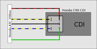 cdi wiring diagram honda cdi image wiring diagram beamer cdi wiring diagrams beamer home wiring diagrams on cdi wiring diagram honda