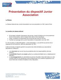 Les Juniors Associations 82 La Ligue De Lenseignement 82