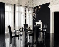 Interior Design Black And White Living Room Black And White Contemporary Interior Design Ideas For Your Dream