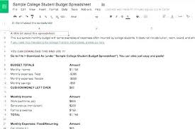 Budget Worksheets Excel Savings Spreadsheet Template Free Simple Budget Worksheet