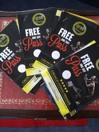 free one day p crunch fitness