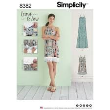 Summer Dress Patterns Inspiration Simplicity Sewing Pattern 48 A Learn To Sew Summer Dress