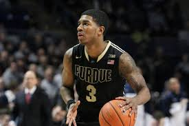 Ronnie Johnson Will Transfer From Purdue - Hammer and Rails
