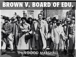 in the s they did not allow white and blacks to go to the board of education the leadership conference on civil and human rights