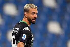 Dopo i 21 gol dello scorso campionato, anche l'attaccante del sassuolo tra i 37 convocati dal c.t. 90plus Serie A Francesco Caputo Ein Mann Fur Die Squadra Azzurra 90plus