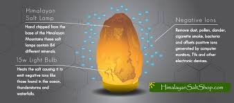 Himalayan Salt Lamp Benefits Dr Oz