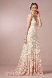 beyond white 15 ombre wedding gowns brit co
