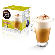 Dolce Gusto Light Nescafe Dolce Gusto Light Skinny Cappuccino Coffee Pods