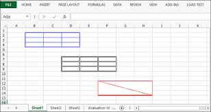 add excel borders in c vb net