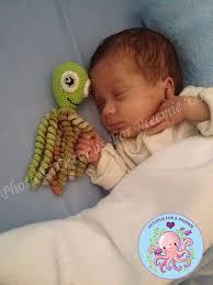 Crochet Octopus For Premature Babies Pattern Inspiration A Crochet Octopus Is Helping Premature Babies Thrive