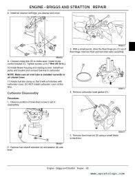 john deere gt gt gte gt lawn garden tractor tm enlarge repair manual john deere gt225 gt235 gt235e gt245 lawn garden tractor tm1756