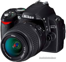 Nikon D40 Recommendations