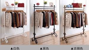 Apparel Display Stands The Most Clothing Display Stands Heavy Duty Round Clothes Rail 10