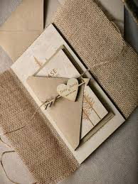 diy burlap wedding invitations. antique wedding invitation ideas adorable rustic vintage invitations diy kits burlap