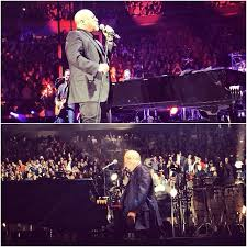 billy joel at madison square garden january 27 2016
