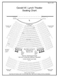Seating Chart John Jay College Of Criminal Justice