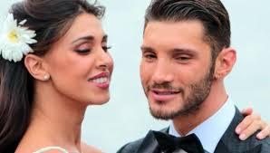 Belen Rodriguez e Stefano De Martino a Ibiza forse per organizzare le nozze  bis