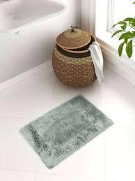 small bath rugs spaces cotton blend bath rug extra small bathroom rugs