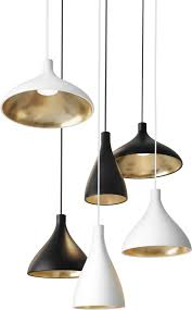 luxury contemporary pendant lighting  in glass cylinder pendant