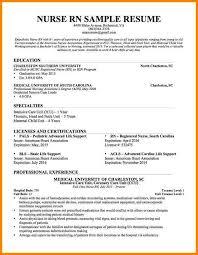 nursing home nurse resume
