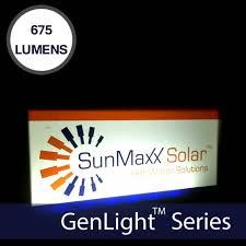 outdoor solar led lighting systems. genlight led strip light for internally lit signs outdoor solar led lighting systems m