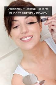 amazing diy makeup hacks