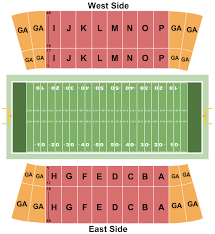 Mcneese Football Seating Chart Mcneese State Cowboys Vs Houston Baptist Huskies Tickets