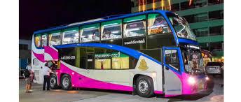 bus from bangkok airport to hua hin