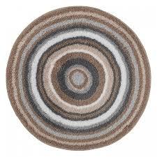Badteppich Mandala Mischgewebe Home24