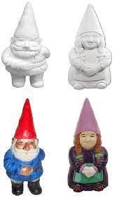 gnome paint gnome garden gnomes