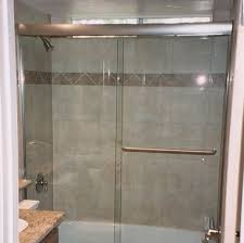 semi frameless sliding shower doors. bypass shower. our semi frameless sliding shower doors a